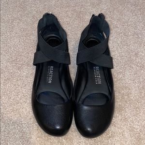Size 8, Kenneth Cole Reaction Ballet Style Flats